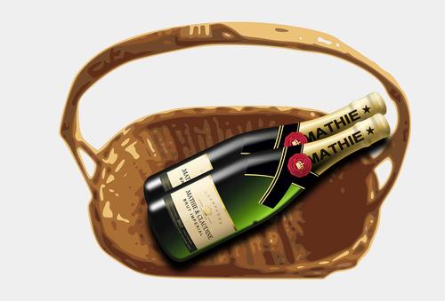 Champagnens glæder